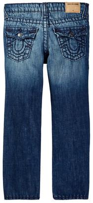 True Religion Geno Super T Straight Leg Jeans (Little Boys) $129 thestylecure.com