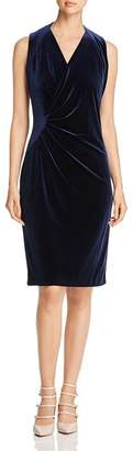 Elie Tahari Dolly Velvet Sheath Dress - 100% Exclusive