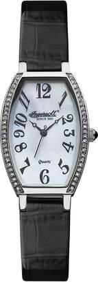 Ingersoll Women's INQ024WHBK Lansing Analog Display Japanese Quartz Watch
