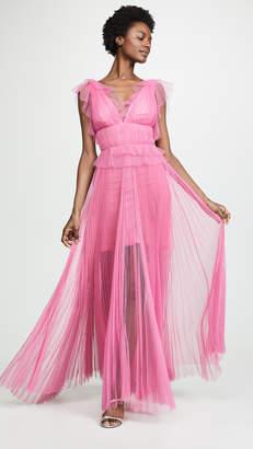 Maria Lucia Hohan Iselin Maxi Dress