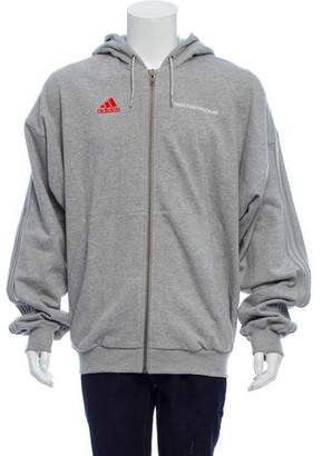 Gosha Rubchinskiy x adidas Hooded Zip-Up Sweatshirt w/ Tags