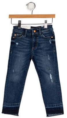 DL1961 Boys' Distressed Five Pockets Jeans w/ Tags