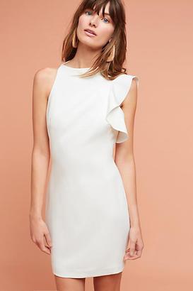 Black Halo Charlotte Ruffled Dress $328 thestylecure.com