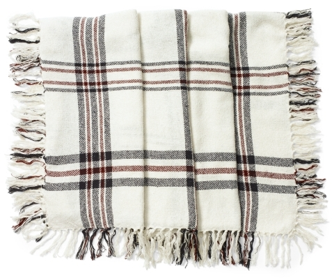Connor Plaid Scarf