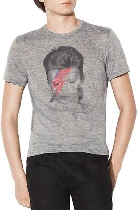 John Varvatos Star USA David Bowie Graphic Tee $78 thestylecure.com