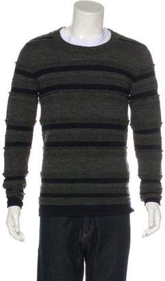 08sircus Striped Knit Sweater