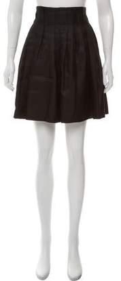 Sophia Kokosalaki Wool & Silk Skirt