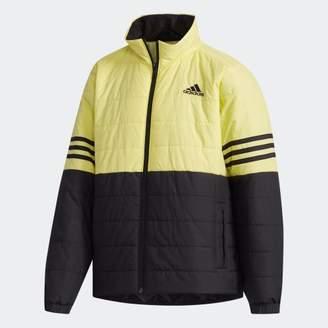 adidas (アディダス) - (子供用)SPORT ID パデッドジャケット