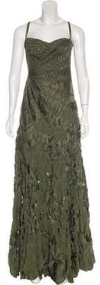 Carlos Miele Sleeveless Maxi Dress