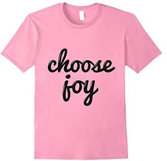 Choose Joy Women Men Kids T-Shirt