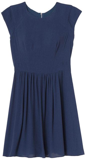 Rebecca Taylor Cap Sleeve Dress