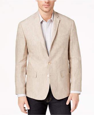 Ryan Seacrest Distinction Men's Modern-Fit Solid Linen Sport Coat, Created for Macy's