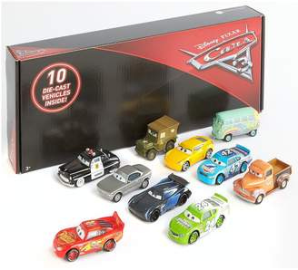 Very Cars Diecast Piston 10 Pack Vehicles