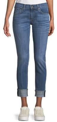 Rag & Bone Dre Mid-Rise Slim-Fit Boyfriend-Style Jeans