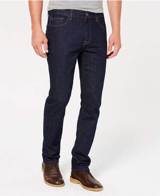 Tommy Hilfiger Men's Big & Tall Straight Fit Stretch Jeans
