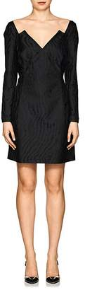 Givenchy Women's Zigzag-Jacquard Cocktail Dress