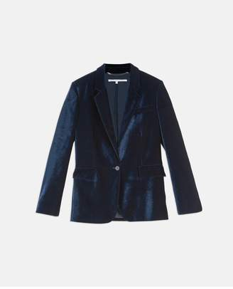 Stella McCartney Nicole Velvet Jacket