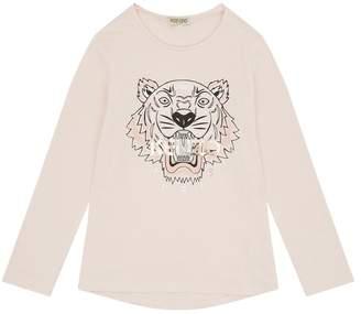 Kenzo Icon Tiger Print T-Shirt