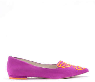 Sophia Webster Bibi Butterfly Flat