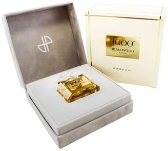 Jean Patou 1000 Parfum for Women, 0.5 Fl Oz