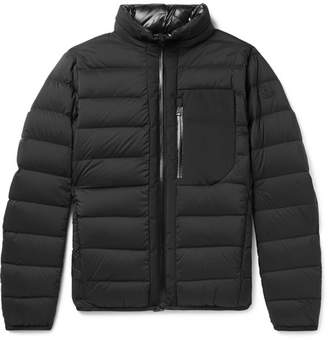 Moncler Arbas Quilted Shell Down Jacket
