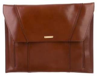 Burberry Bridle Ardley Document Holder Brown Bridle Ardley Document Holder