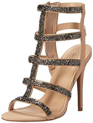 Qupid Women's Ara-204 Dress Sandal