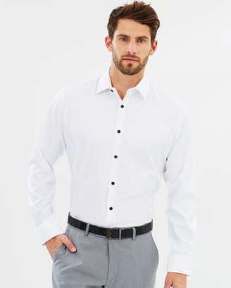 TAROCASH Linton Stretch Dress Shirt
