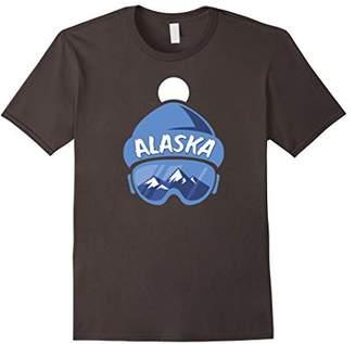 Alaska Ski / Snowboard T-Shirt