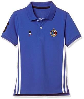 Giordano (ジョルダーノ) - (ジョルダーノ) GIORDANO ワールドポロシャツ GD18SM-03018032 010 ブルーソノタ 110