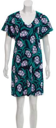 Draper James Printed Mini Dress w/ Tags