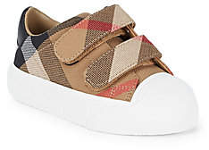 Burberry Baby's, Toddler's & Kid's Belside Canvas Sneakers