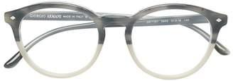 Giorgio Armani (ジョルジョ アルマーニ) - Giorgio Armani ボストン 眼鏡フレーム