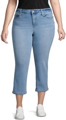 Max Studio Plus Classic High-Rise Jeans