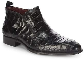 Mezlan Men's Bene Crocodile Boots