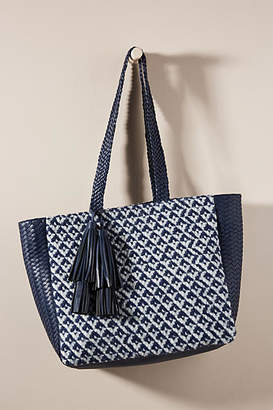 Anthropologie Sweater Tote Bag