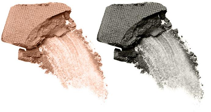 Dr. Hauschka Skin Care Skin Care Eyeshadow Duo 06, Pale caramel / Cedar Dawn 1 ea