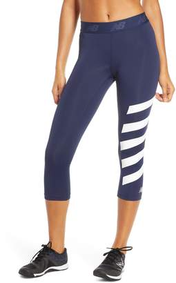 New Balance Accelerate Capri Tights