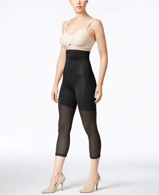 00e0081cf7d Spanx Women Super High Power Tummy Control Footless Capri