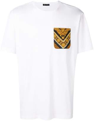 Versace pocket T-shirt