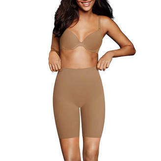 Maidenform Cover Your Bases Smoothtec Firm Control Thigh Slimmers - Dm0035