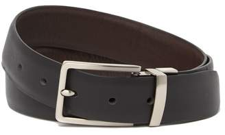 Boconi 32MM Butter Soft Textured Reversible Leather Belt - Handcrafted in the USA