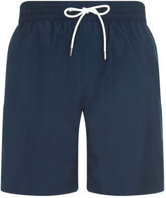 Burberry Logo Stripe Swim Shorts