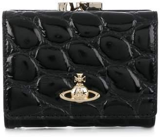Vivienne Westwood logo purse wallet