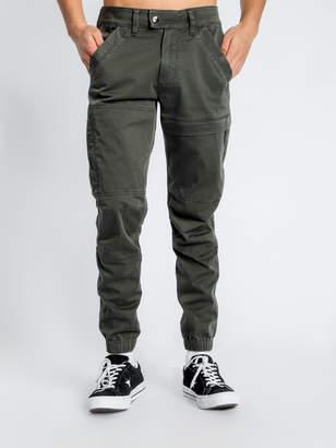 G Star Rackam Cargo Deconstructed Tapered Pants in Asfalt Grey
