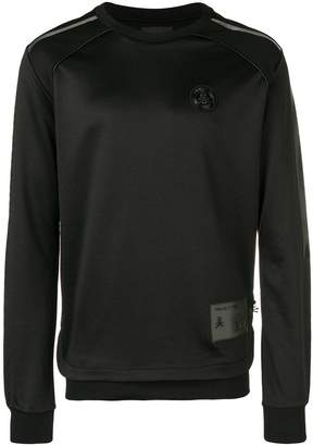 Philipp Plein perfectly fitted sweater