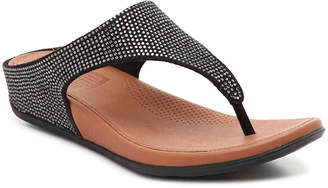 FitFlop Banda Glitz Wedge Sandal - Women's