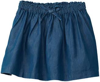Ralph Lauren Polo Girls' Chambray Skirt