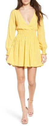 Women's For Love & Lemons Chiquita Minidress $202 thestylecure.com