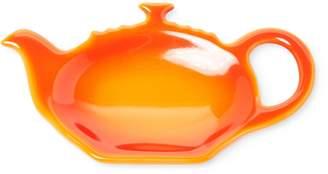 Le Creuset Teapot-Shaped Tea Bag Holder